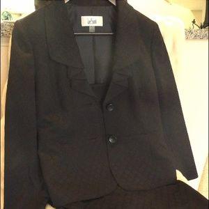 Black Womens Suit